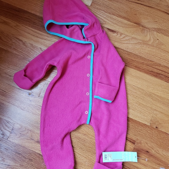 d73539552 Zutano Jackets & Coats | Fleece Bunting Nwt Size 6 Months | Poshmark